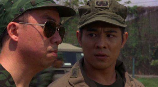 Jet Li é a estrela do filme /