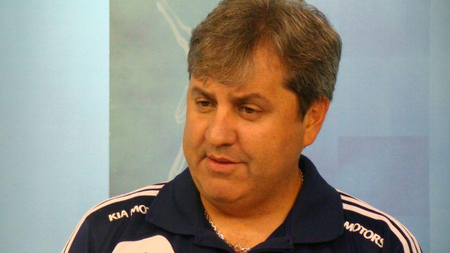 Gilson Kleina fará check-up médico em dezembro para ver real consequência do rebaixamento / Felipe Kohatsu/Portal da Band