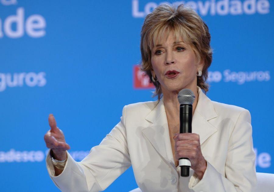 Jane Fonda revela que foi estuprada e vítima de abuso sexual