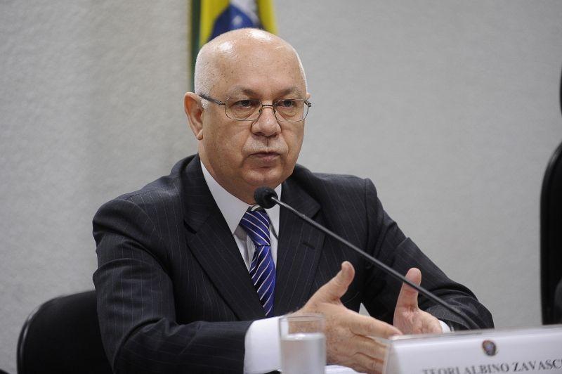 Zavascki prorrogou investigação / Wilson Dias/ABr