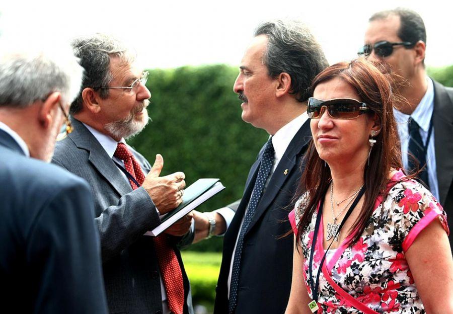 Rosemary tinha bom trânsito entre governistas / Jorge Araújo/Folha Press/Arquivo