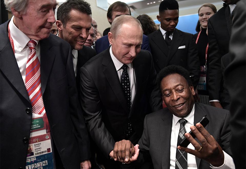 | Sputnik/Alexey Nikolsky/Reuters
