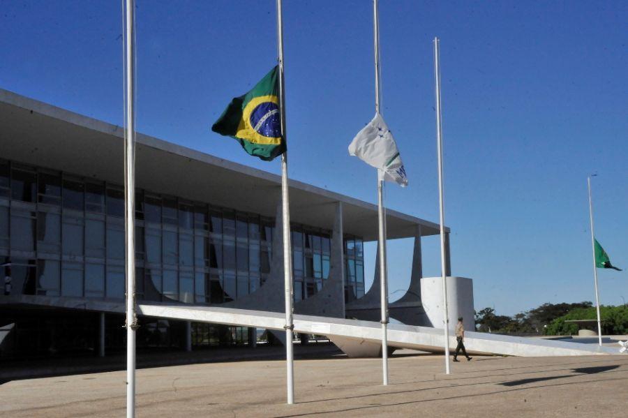 Projeto para monitorar Palácio do Planalto está parado