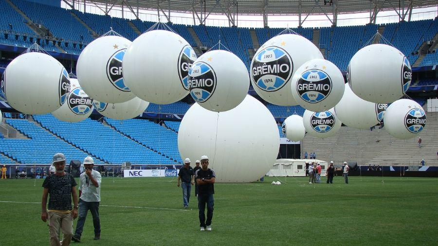 Nova Arena do Grêmio