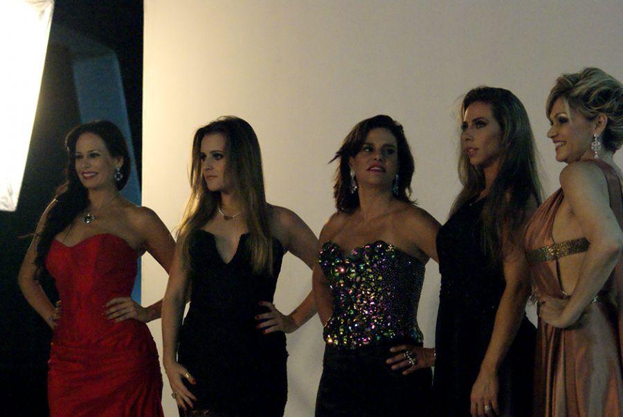 Elenco de Mulheres Ricas / Clarissa Mirzeian/Band
