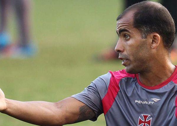 Felipe foi descartado por Roberto Dinamite para próxima temporada / Marcelo Sadio/Site Vasco