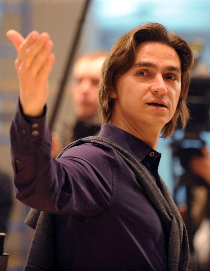 Serguei Filin é diretor artístico do famoso Teatro Bolshoi / Yuri Kadobnov/AFP