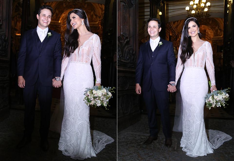 Os noivos estão juntos há seis anos - Foto: Anderson Borde e Wallace Barbosa/AgNews