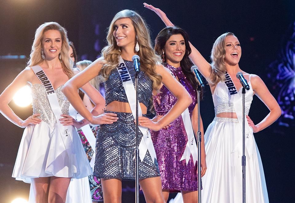 Veja como foi o desfile preliminar do Miss Universo 2018