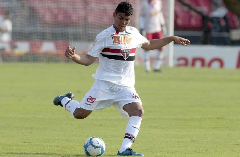 Casemiro foi emprestado ao Real Madrid B / Divulgação/saopaulofc.net