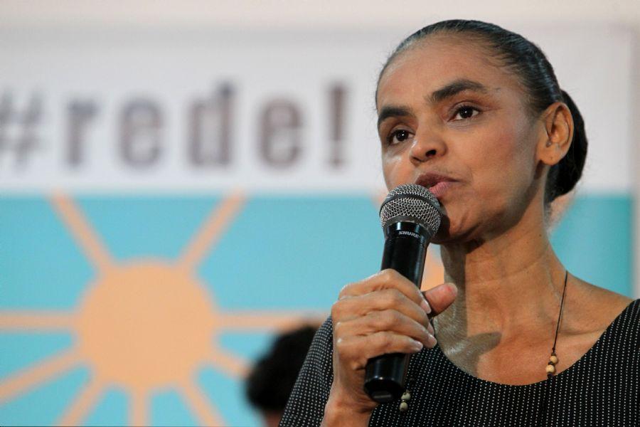 Marina Silva obteve 20 milhões de votos pelo PV, na disputa pela Presidência em 2010 / Roberto Jayme/UOL/Folhapress