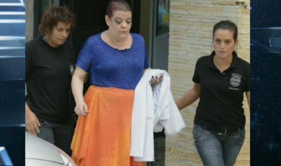 Principal envolvida no caso, médica Virgínia Soares de Souza segue detida pela polícia / Reprodução/Jornal da Band