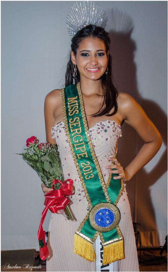 Lisianny Bispo esbanjou beleza e conquistou o título