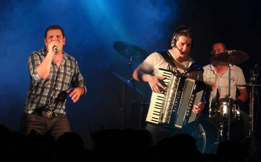 Vocalista da banda Gurizada Fandangueira, Marcelo de Jesus dos Santos, também foi liberado / Divulgação