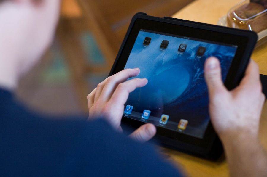 iPad foi principal fator de crescimento da empresa