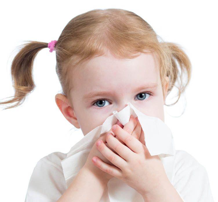 Rinite é uma a alergias mais comum nas crianças americanas / Shutterstock