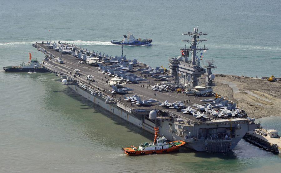 Coreia do Norte critica chegada de navio - Notícias