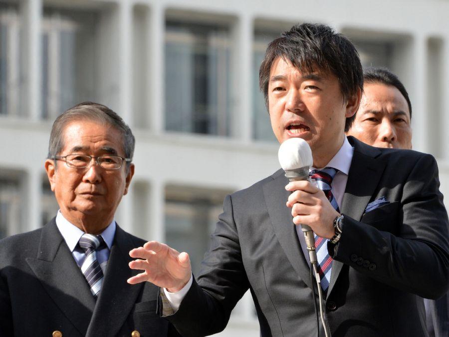 A declaração do prefeito da principal cidade do oeste do Japão gerou reações de indignação nos países vizinhos / Yoshikazu Tsuno/AFP