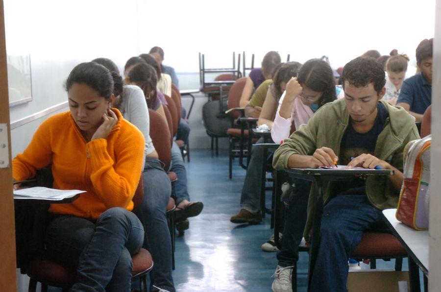 Foram consideradas 10.076 escolas, o que corresponde a 40,56% do total de instituições / José Cruz/ABr