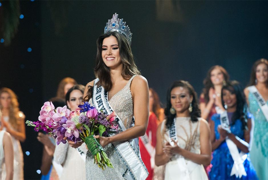 Paulina Vega, da Colômbia, foi a vencedora de 2014.