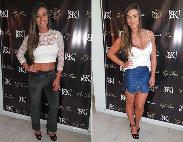 Nicole Bahls vai ao Brás conferir os looks Divulgação Danilo Carvalho d238d0cd217