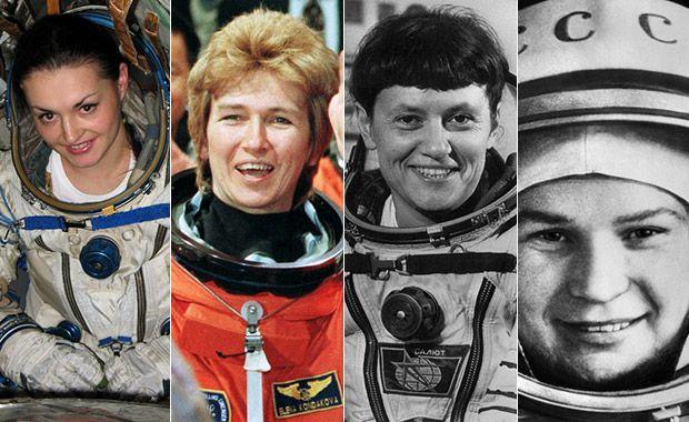 Russas que já foram para o espaço