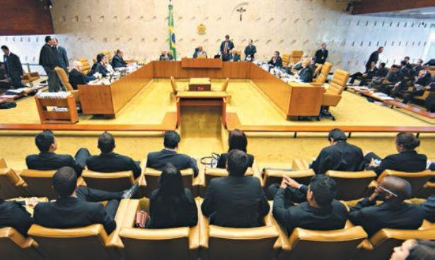 Plenário do STF voltará a discutir lei contra novos partidos / Nelson Jr / STF