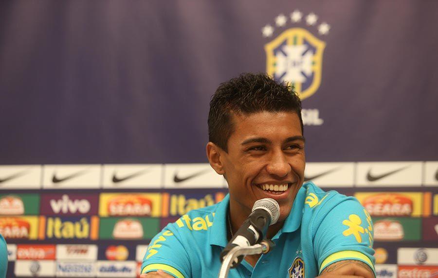 Paulinho se despede do Corinthians com quatro títulos  / Divulgação/Mowa Press