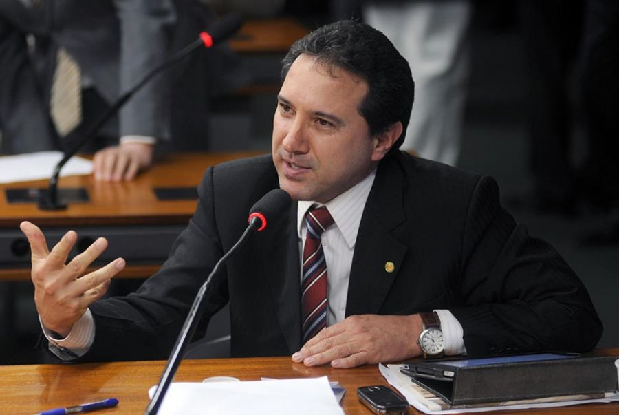 Deputado Natan Donadon no plenário / Leonardo Prado/Agência Câmara/Arquivo