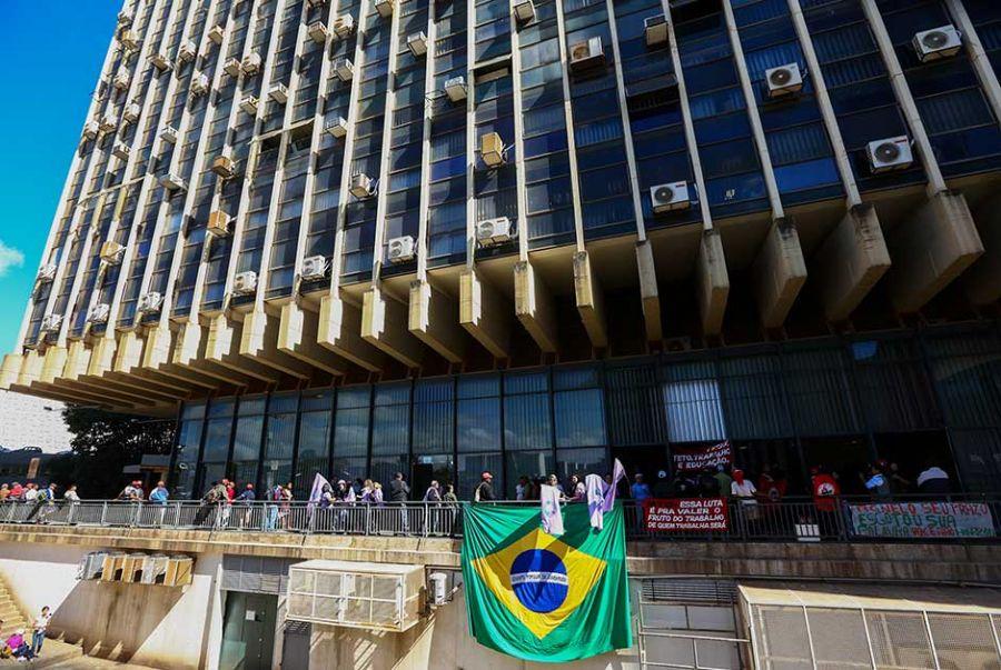 Resultado de imagem para prédio do incra em brasília