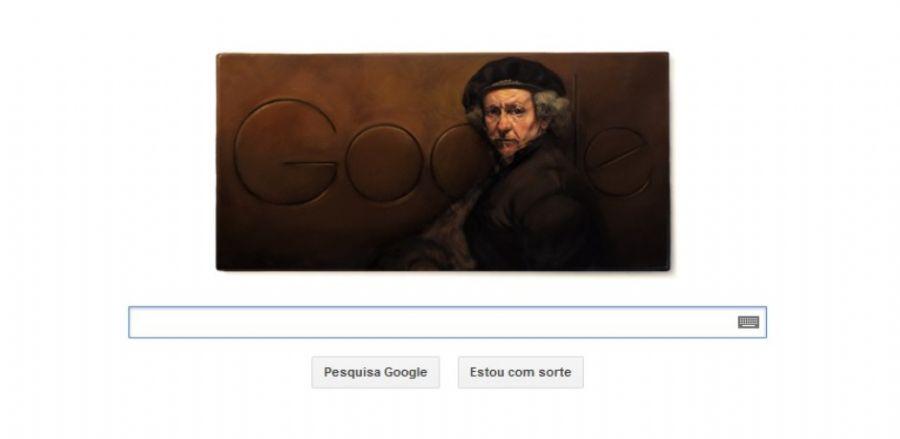 Google homenageia pintor holandês Rembrandt - Notícias - Notícias - Band.com.br