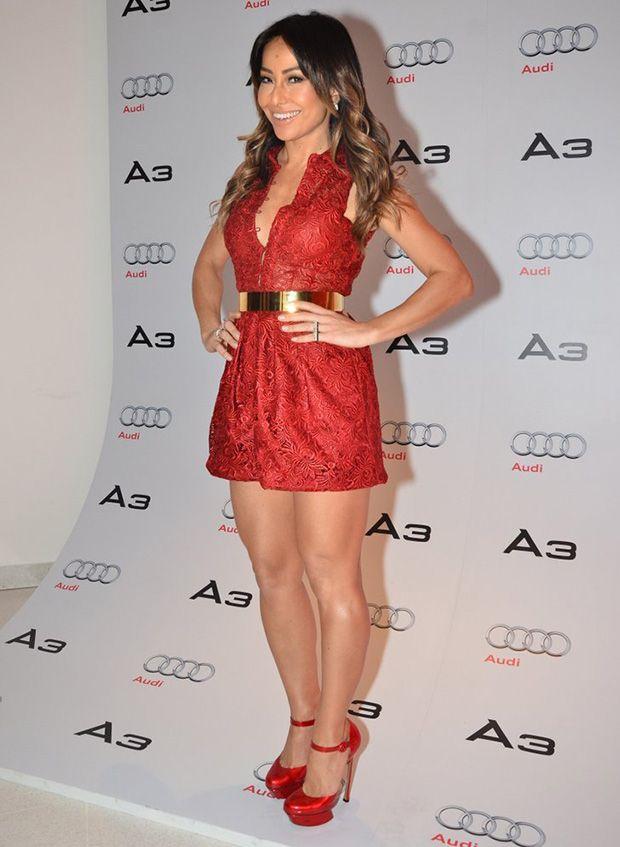 da498bfe63524 Sabrina Sato aposta em vestido sexy - Notícias - Entretenimento ...