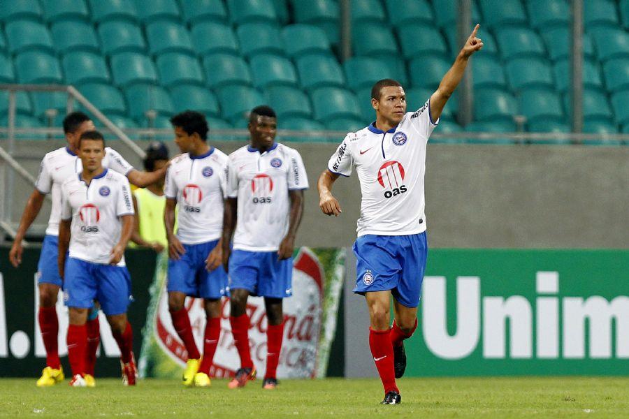 Marquinhos Gabriel está de volta ao Bahia (Foto  Felipe  Oliveira Agif Folhapress) b51a084707311