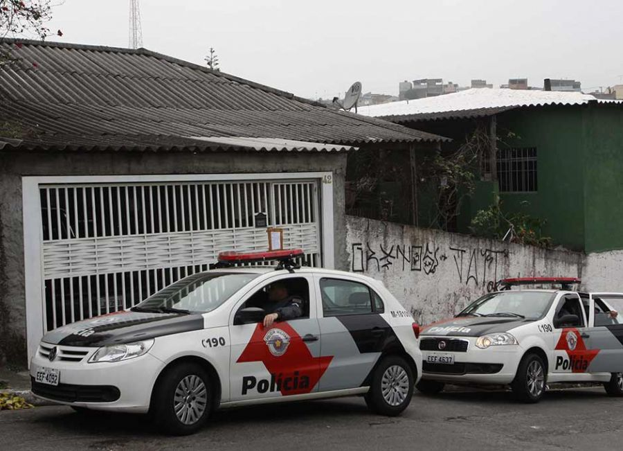 Mortes em casa da zona norte de SP começaram no domingo; filho morreu na segunda-feira / Marcos Bezerra/Futura Press/Folhapress/Arquivo