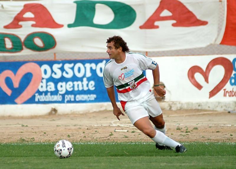 Cicero Ramalho encerrou a carreira de jogador em 2007 / Reprodução/Facebook