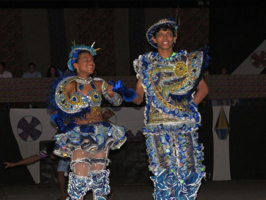Festival Folclórico de Presidente Figueiredo