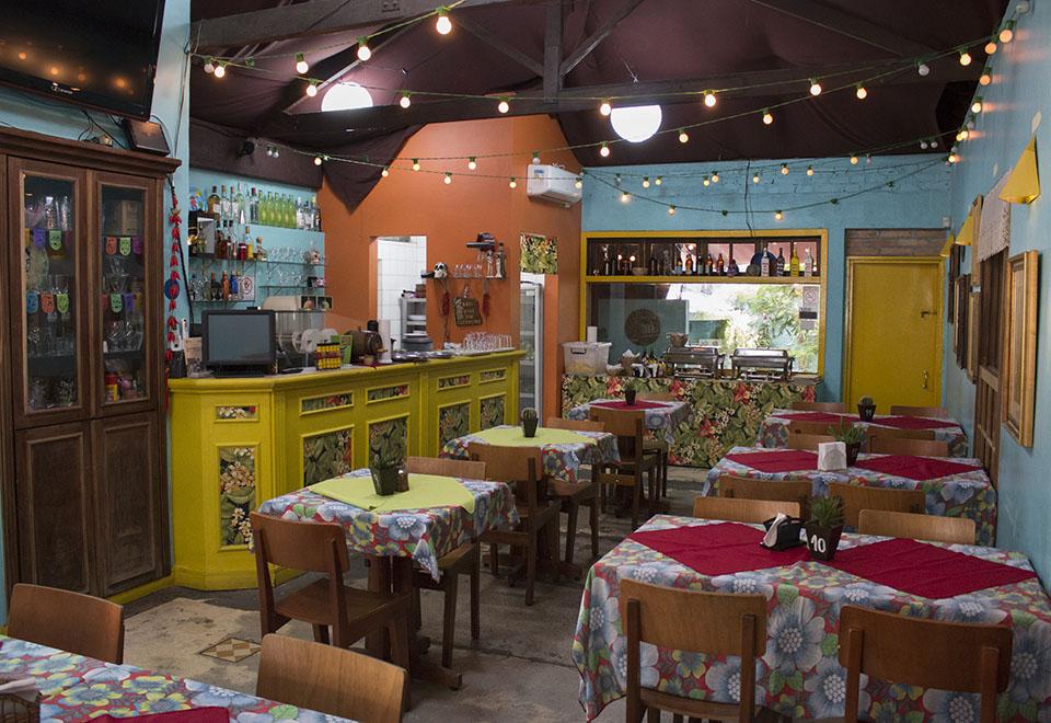 Jacquin visita o restaurante mexicano Dedo de La Chica