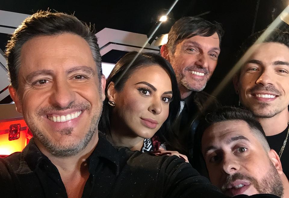 Rolou chuva de selfies na grande final do X Factor Brasil; veja