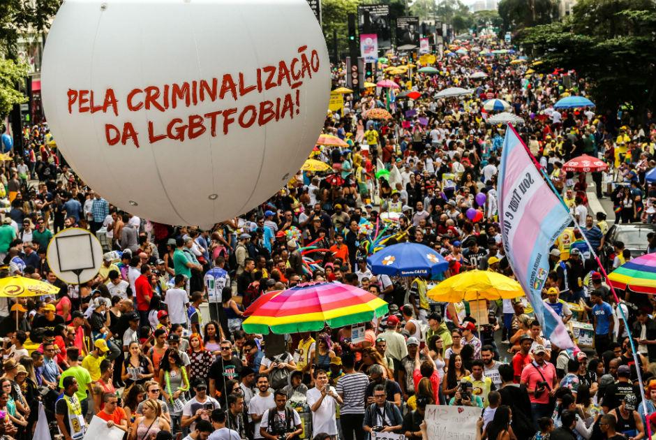 20ª Parada do Orgulho LGBT de São Paulo