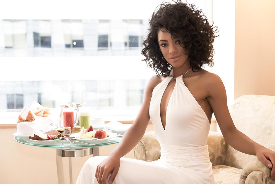 Veja o primeiro dia de Raissa Santana como Miss Brasil