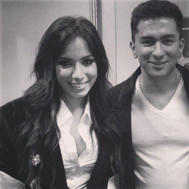 Anitta se declara para o irmão / Divulgação/Instagram