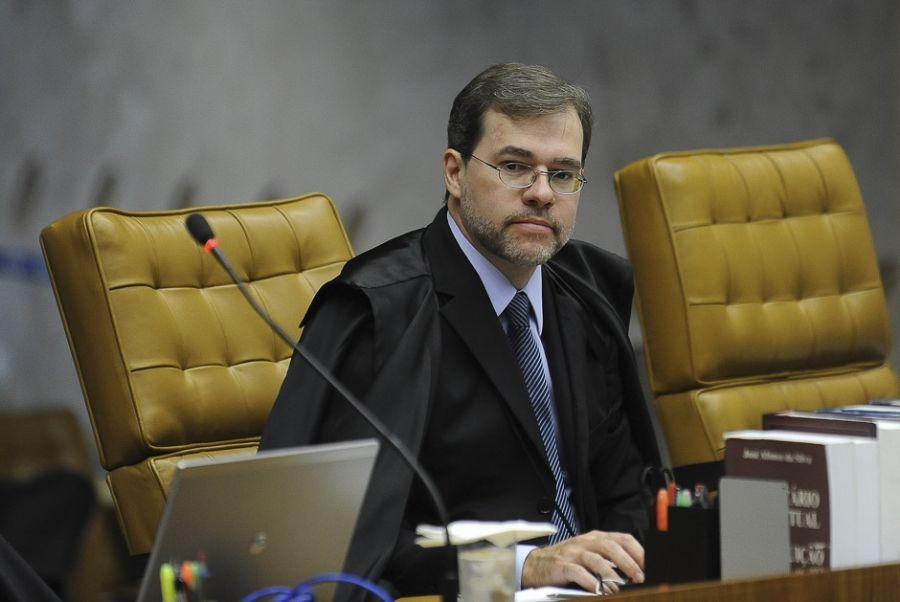 O ministro do STF Antonio Dias Toffoli assumirá o TSE em maio / ABr