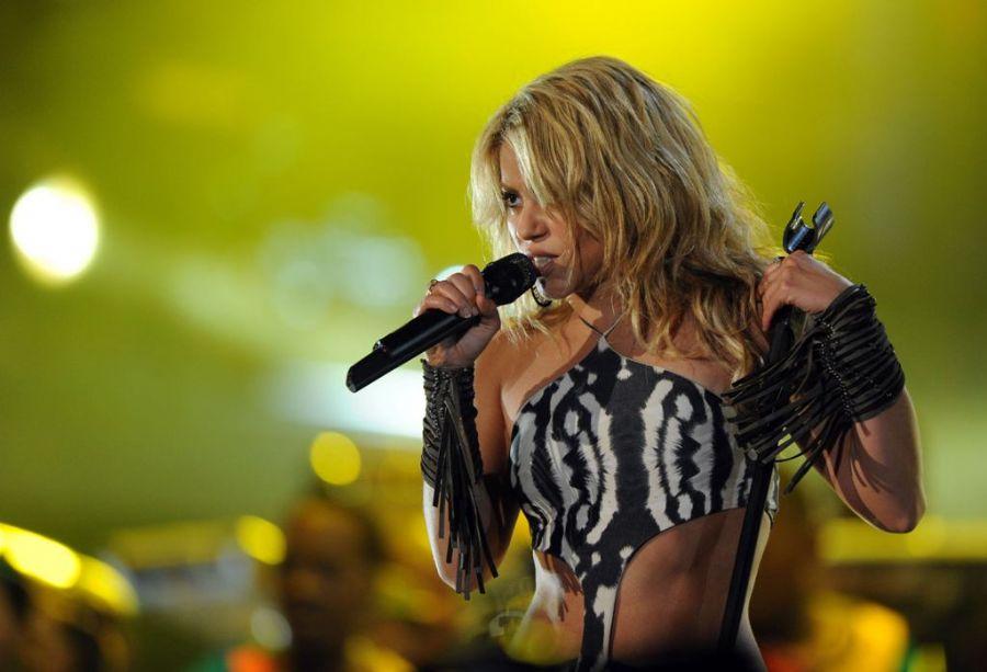 Shakira fará três apresentações no país: em São Paulo, Porto Alegre e Brasília