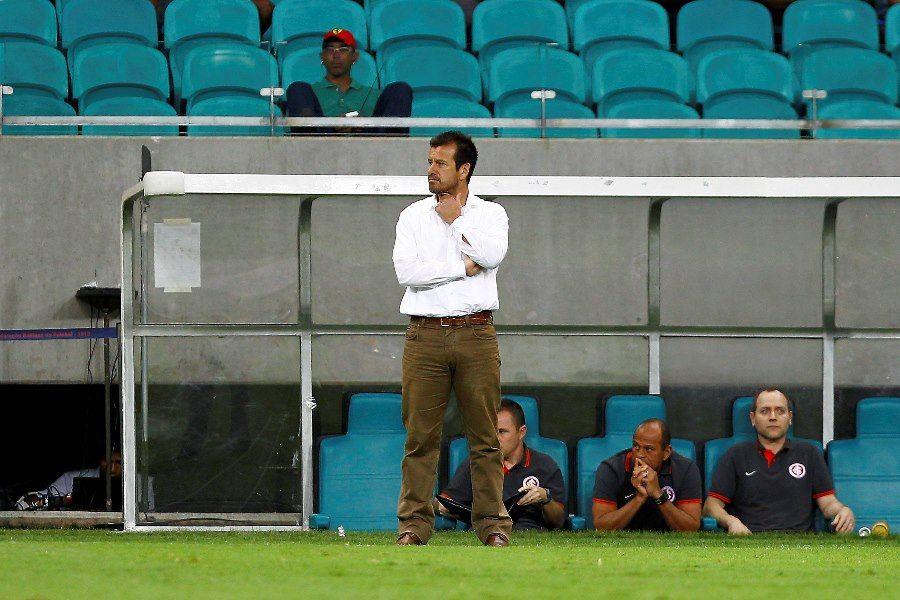 Dunga pede cautela sobre novos craques brasileiros / Eduardo Martins/AG. A Tarde/Folhapress