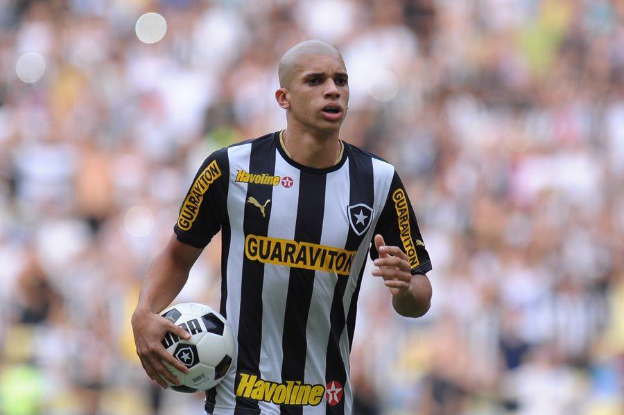 Dória no Santos FC