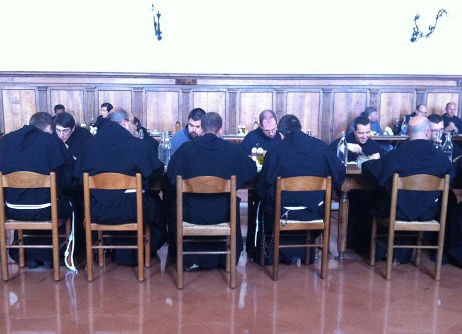 Marcio Campos participou de almoço restrito em Assis / Marcio Campos/Band