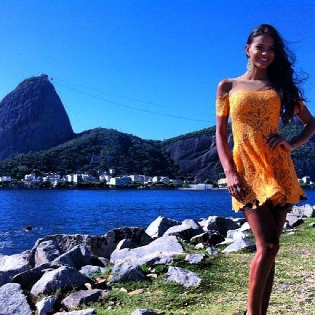 Jakelyne Oliveira faz ensaio e ganha elogios de Fernando ... Jakelyne Oliveira Instagram