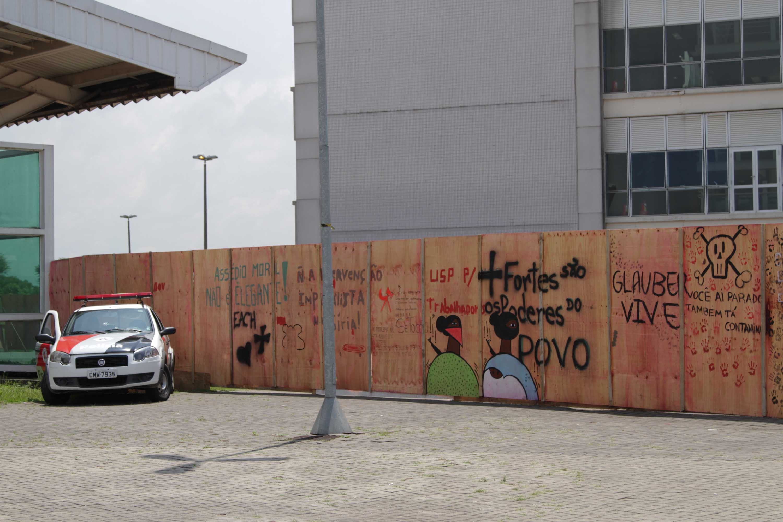 Estudantes da USP Leste desocupam prédio pacificamente
