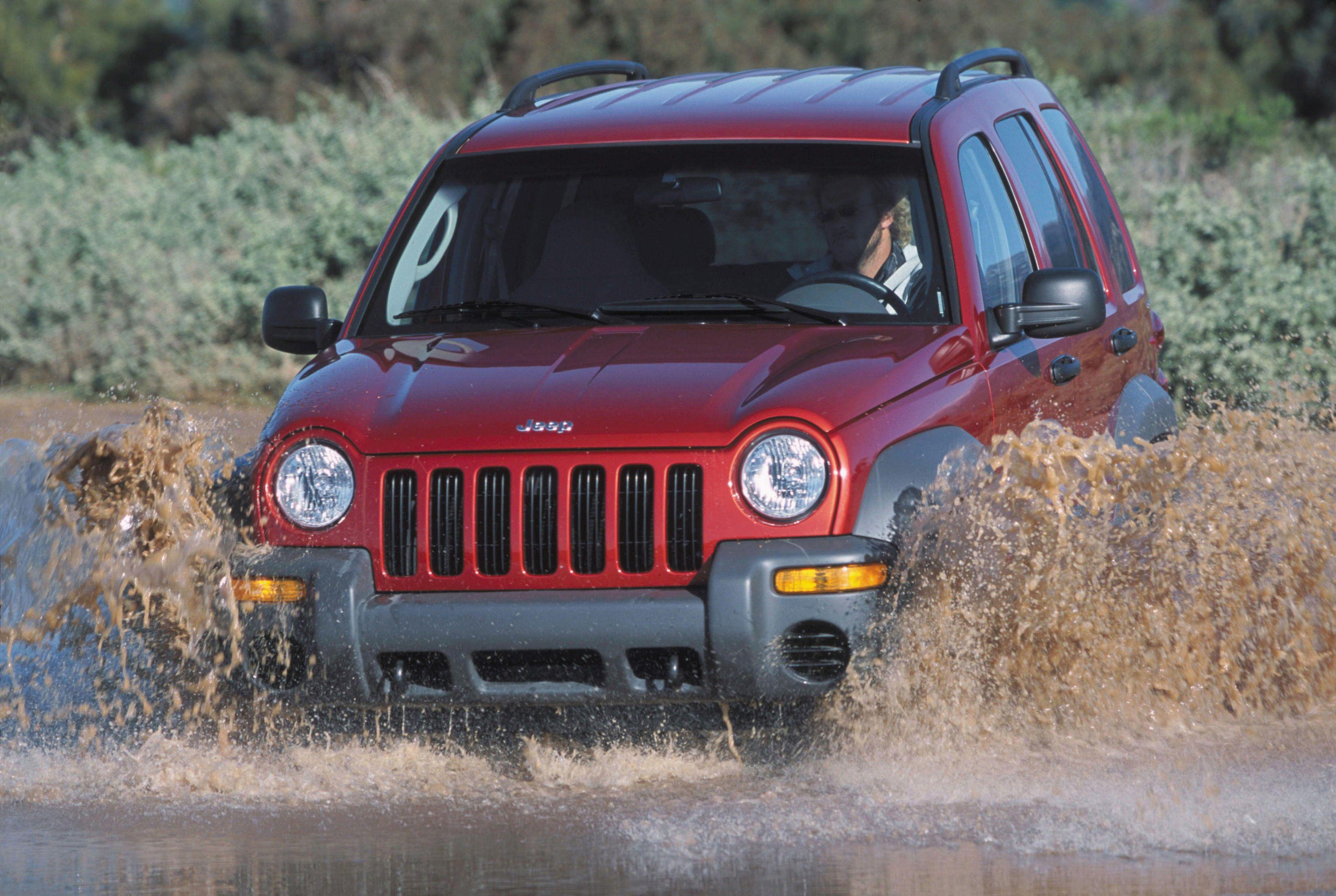 Chrysler Group comunica recall do Jeep Cherokee
