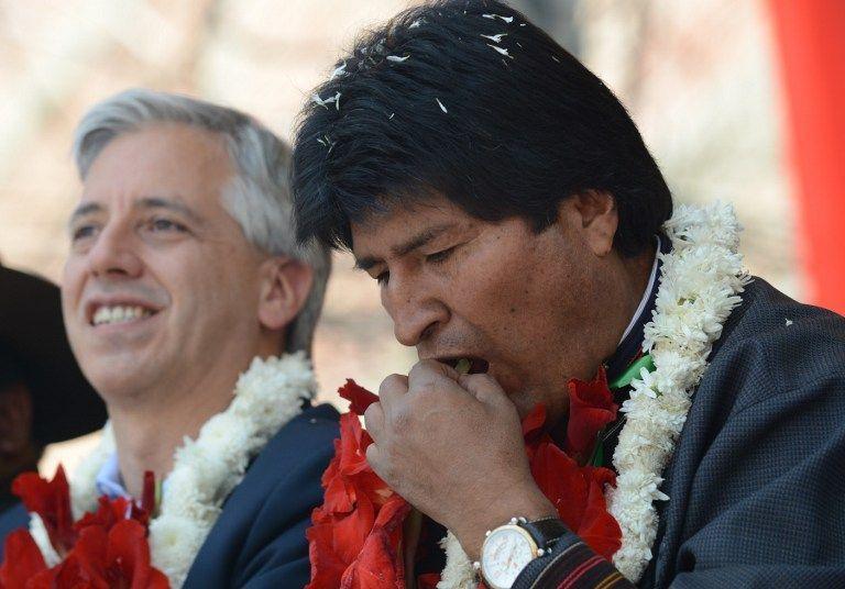Evo Morales diz que morrerá anti-imperialista - Notícias - Mundo - Band.com.br